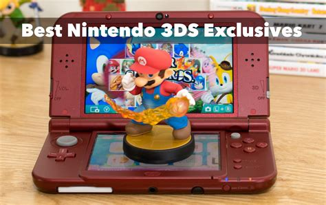 n3ds best 10 best nintendo 3ds exclusive of all time