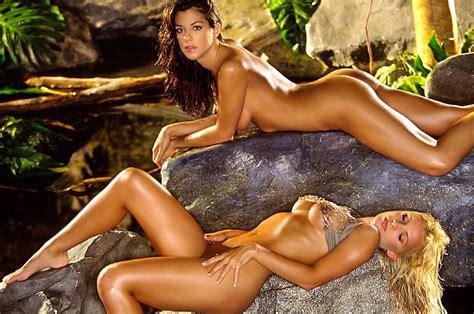 Naked Survivors Heidi Strobel Survivor The Amazon Nude