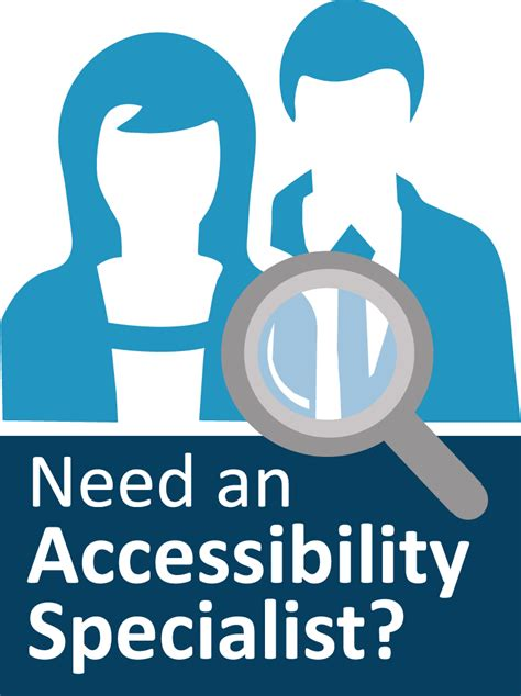 Access Specialist by Corada Find An Accessibility Specialist