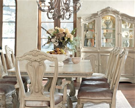 ortanique dining room set ortanique rectangular pedestal dining room set by home gallery stores