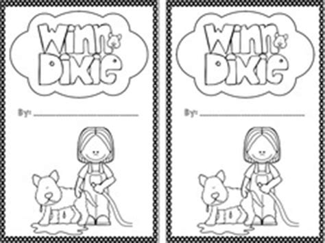 because of winn dixie book report ideas because of winn dixie reading choice boards