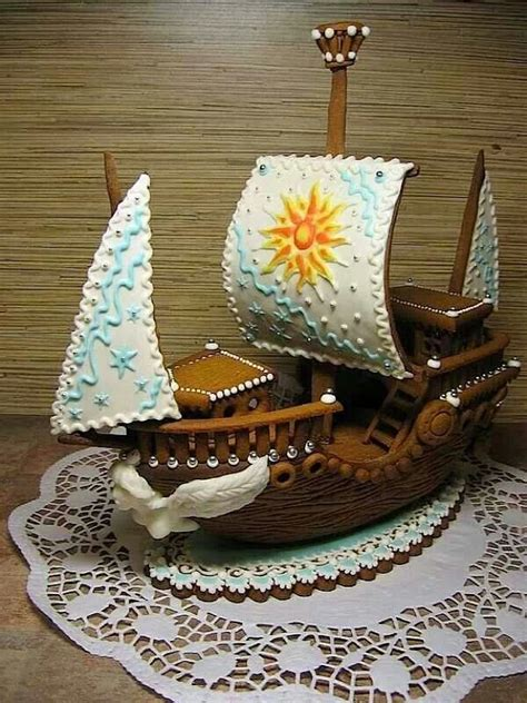 gingerbread boat template 17 best images about all sweet food gingerbread house on