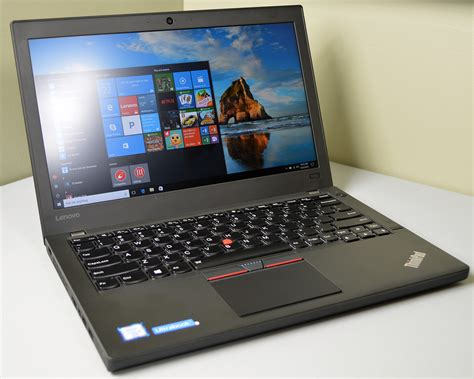 Laptop Lenovo Thinkpad X260 lenovo thinkpad x260 review balanced for business travelers