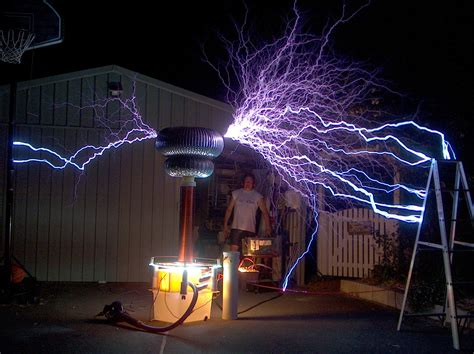 Tesla Coil Discovery 10 30 06