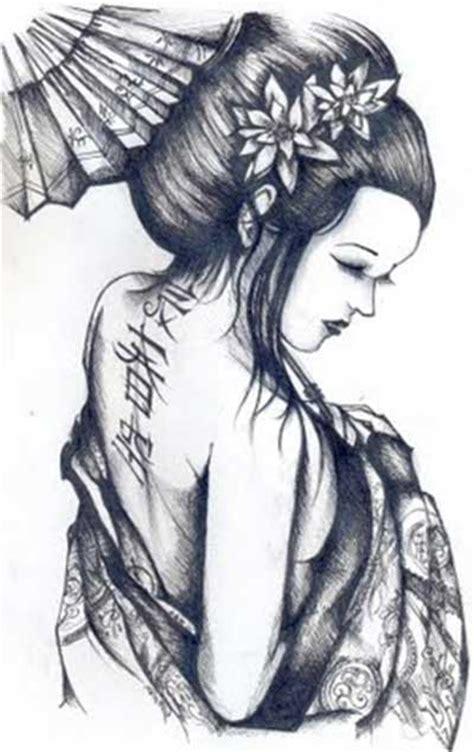 revista tattoo oriental 30 tatuagens de gueixas femininas significados e desenhos