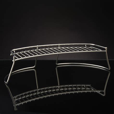 napoleon warming rack for charcoal kettle grills 71022