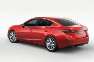 2017 mazda 3 will certainly get brand new functions