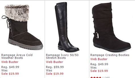 macy s boots on clearance macy s one day sale save big on boots small appliances