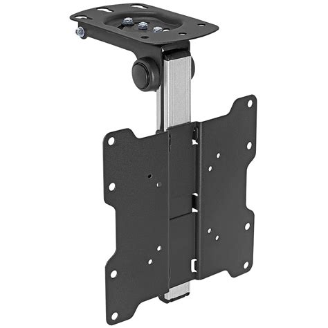 cabinet mount folding lcd ceiling cabinet mount for 17 37 tv monitor