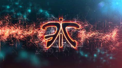 team fnatic cs go hd logo fnatic hd intro youtube