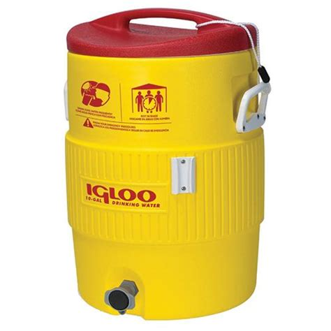 Igloo House Tractor Supply by Igloo 174 Heat Stress Solution Cooler 10 Gallon