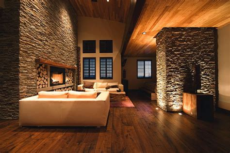 Recessed Lighting In Living Room by In Floor Lighting 10 Sparkling Ways To Highlight And Style