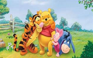 le winnie pooh winnie the pooh backgrounds wallpaper cave