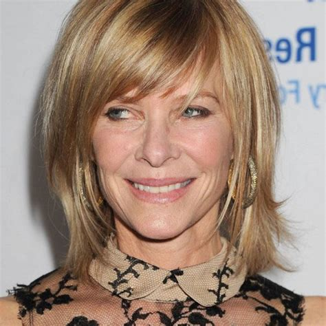 womens hairstyles with bangs over 50 short hairstyles for women over 50 with long bangs cool