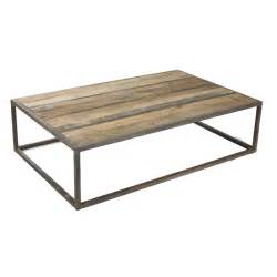 Coffee Table Rustic Oak Coffee Table