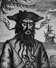 blackbeard information from answers com