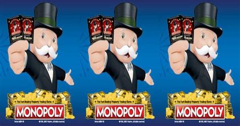 Monopoly Sweepstakes - monopoly sweepstakes thrifty momma ramblings