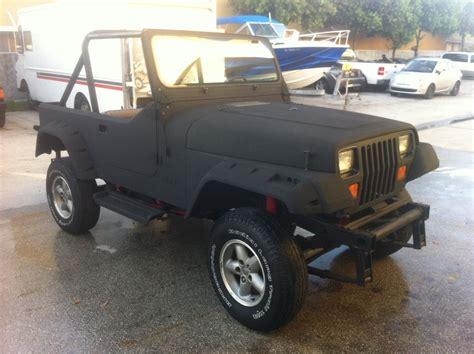 jeep wrangler frame no reserve 1993 jeep wrangler yj frame off restoration