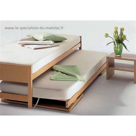 specialiste lit gigogne table de lit