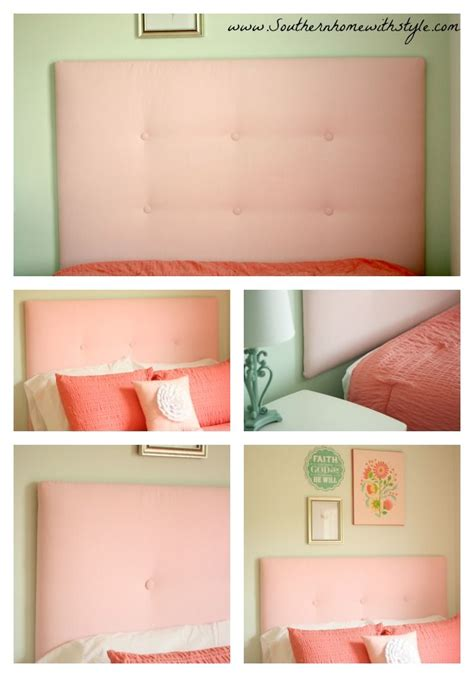 diy room upholstered headboard 100 00 easy