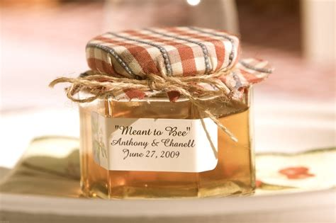 Wedding Favors Honey Jars by Honey Jar Wedding Favors The Bee Hive
