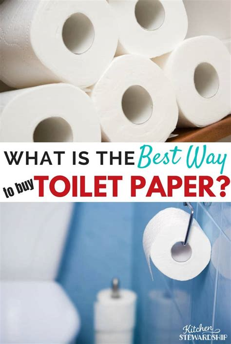 whats  real cost   toilet paper