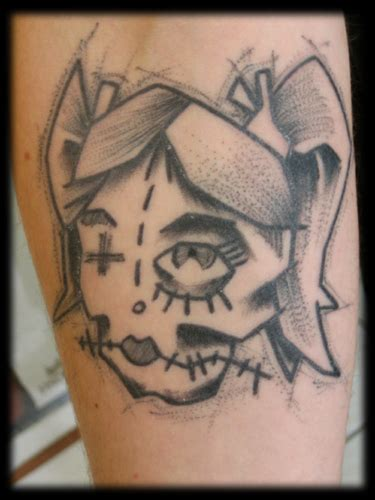 tattoos bonehead 28739