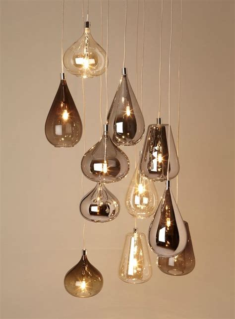 Cluster Pendant Light Cable Cap D Agde And The Shade On