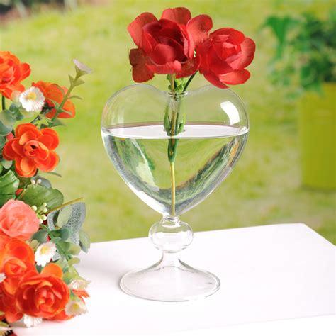 Decoration Of Flower Vase by Flower Pots Planters Glass Vase Home Decoration