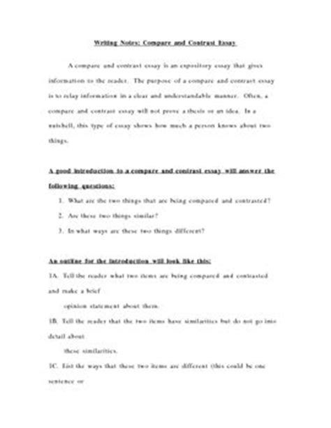 teaching notes for compare corresponding terms in 81 best compare contrast writing images on pinterest