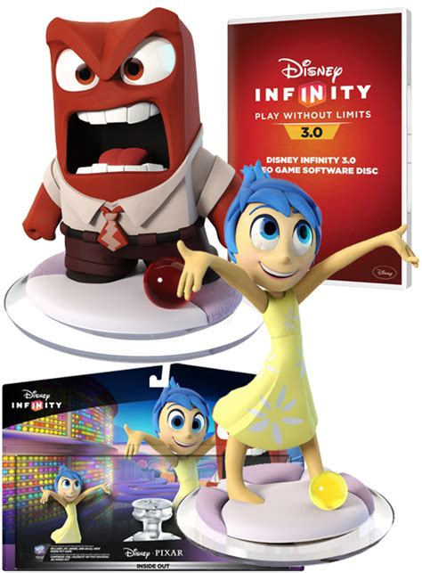 disney infinity new charactersing out disney infinity 3 0 xbox 360 pixars inside out