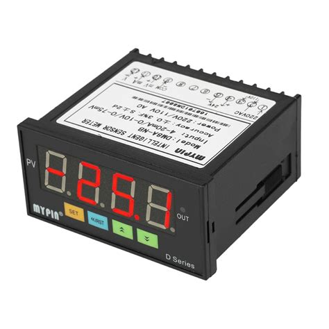Lu Led 1 Meter multi functional intelligent digital sensor meter led pressure sensors current voltage