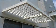 prefab awnings canopies walkways and modern entrance on
