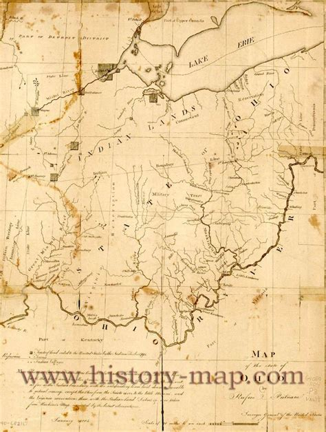 map usa early 1800s 17 best images about beautiful ohio on ohio