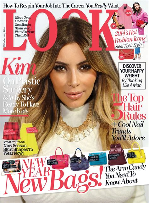 On The Cover Of Magazine by Kardasihan On The Cover Of Look Magazine January 2014