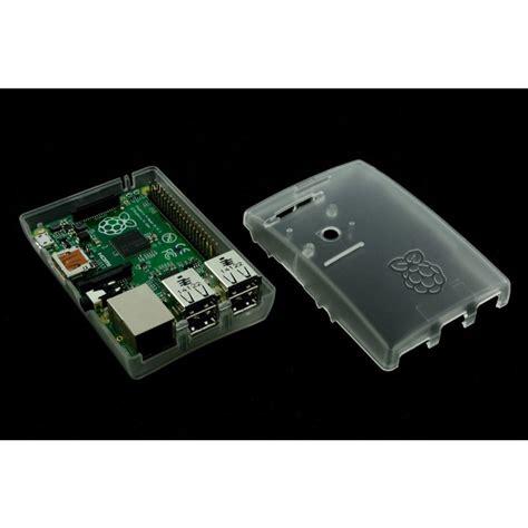 Mc Rp001 Clr Raspberry Pi Clear stak raspberry pi b enclosure clear