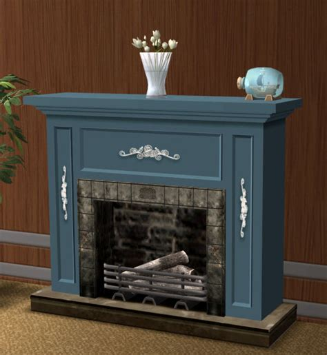 Sims Freeplay Fireplace by Mod The Sims Early American Quot Colonial Style Quot Fireplaces