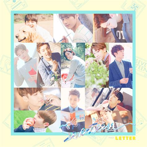 Letter Seventeen Album Update Seventeen Reveals Highlight Medley For Album Quot Letter Quot Soompi