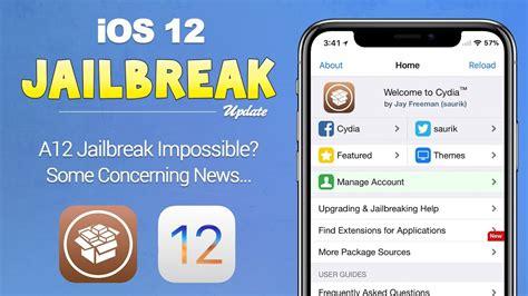 ios 12 jailbreak iphone xs xr may not get jailbreak update or stay on 11 4 jbu 64