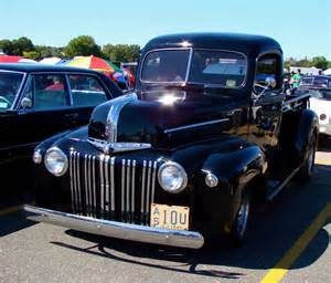 History Of Ford Trucks Classic Trucks History Pictures And Information