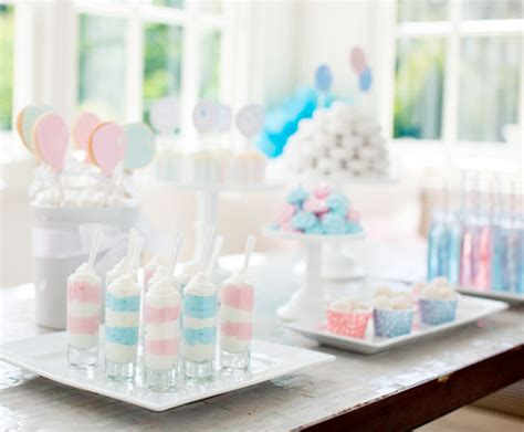 Baby Shower Blue by The Pink Blue Baby Shower Theme Pottery Barn
