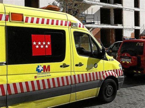 oficina de seguridad social doce intoxicados por inhalar un gas irritante en una
