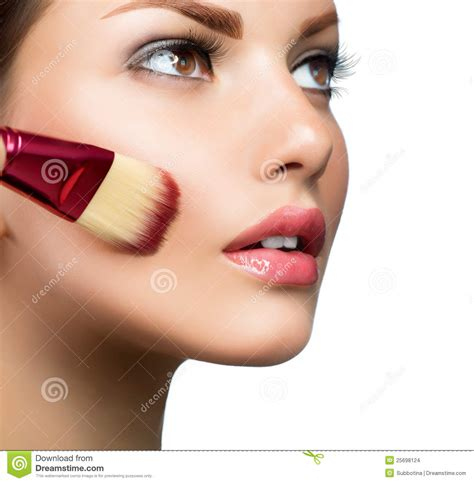 Mascara Make makeup make up stock images image 25698124