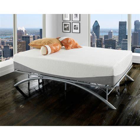 Arch Bed Frame Size Bed Frames Walmart Rollback Premier Ellipse Arch Platform Frame Brushed Silver