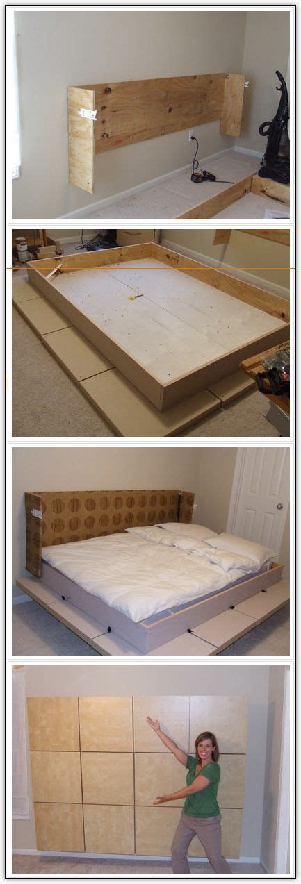 Diy Murphy Bed And 1000 Images About Guest Room On Diy Murphy