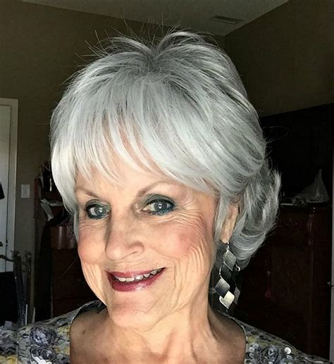 78 best images about trend grey hair on pinterest donab grey hair fabulous after 40