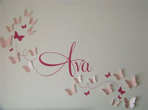 Butterfly Decorations For Nursery Best 25 Butterfly Nursery Ideas On Butterfly Baby Room Butterfly Mobile And Diy