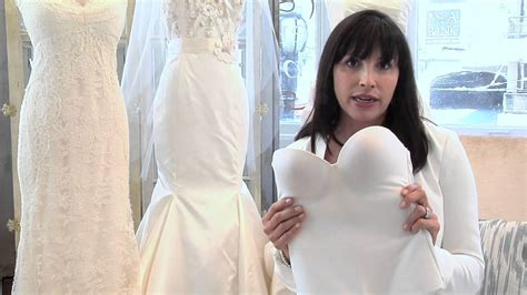 Would You Wear A Wedding Dress by What Of Bra Do You Wear To A Bridal Fitting