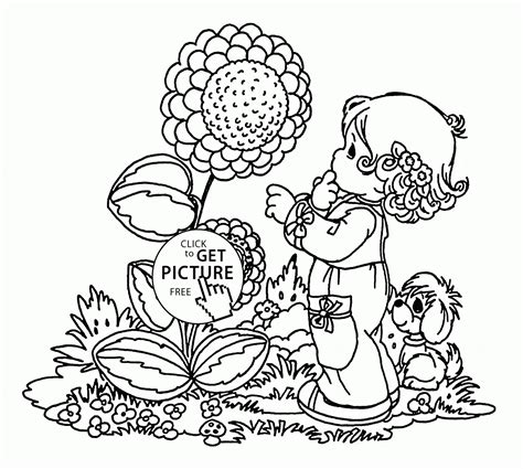coloring pages of big flowers free printable flowers coloring pages az coloring