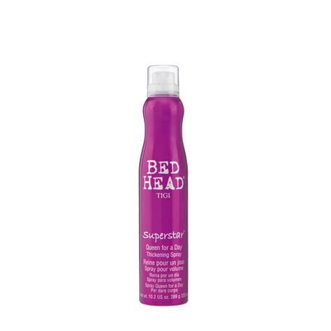 bed head definition tigi bed head superstar queen for a day